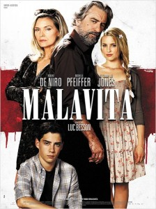 MALAVITA - affiche du film