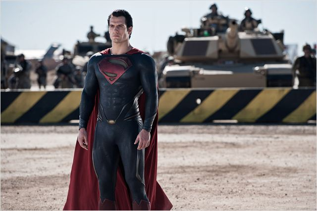 MAN OF STEEL - image du film 2