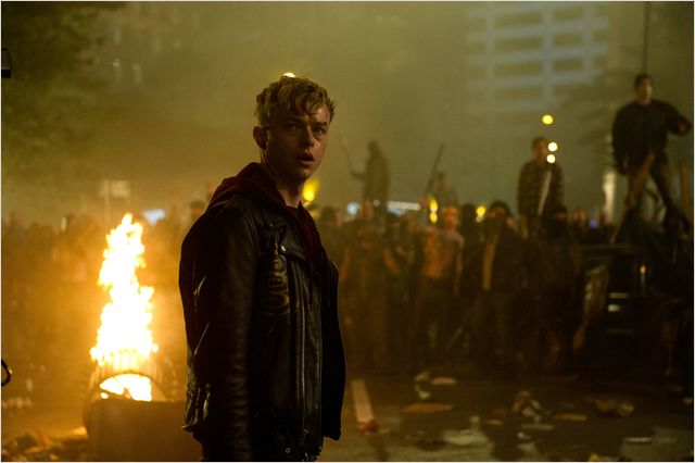 METALLICA - photo du film Dane Dehaan
