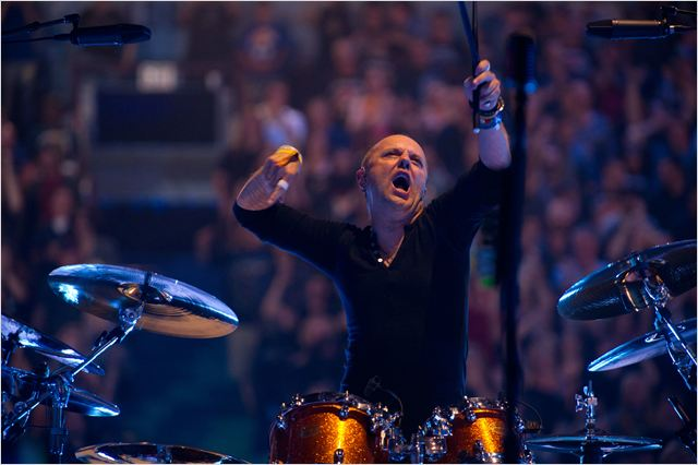 METALLICA - photo du film Lars Ulrich - Go with the Blog
