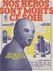 NOS HEROS SONT MORTS CE SOIR - affiche française