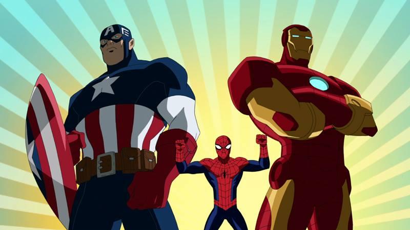 SUPER HEROS - image