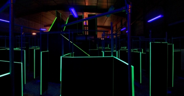 Laser Game Evolution - Charenton le Pont - Go with the Blog
