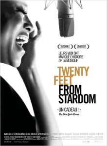 TWENTY FEET FROM STARDOM - image du film - Go with the Blog