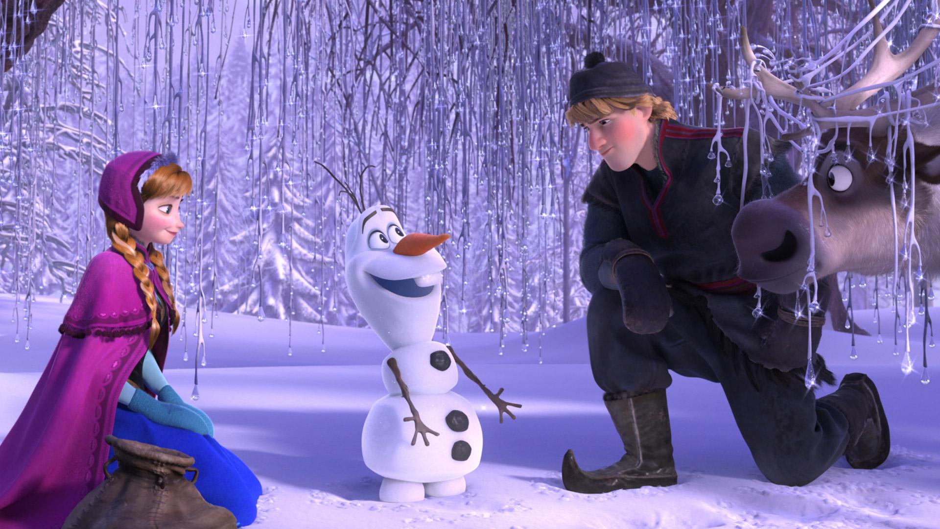 LA REINE DES NEIGES : le retour de la féérie de Disney