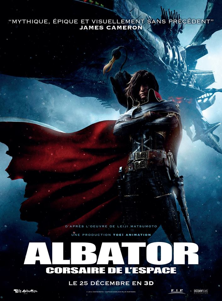 ALBATOR - affiche du film