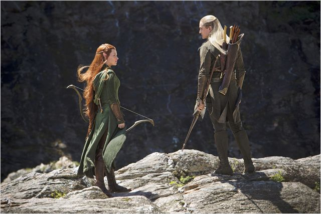 LE HOBBIT SMAUG - image du film 4 - Go with the Blog