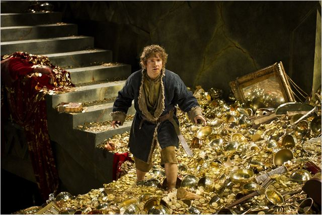 LE HOBBIT SMAUG - image du film 5 - Go with the Blog