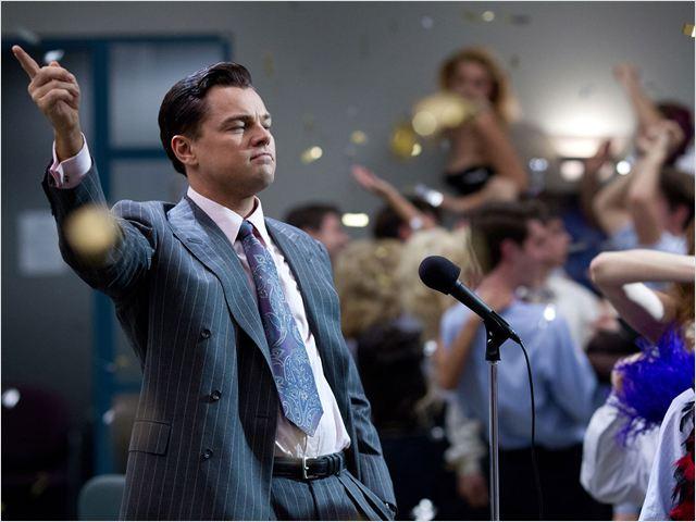 LE LOUP DE WALL STREET : DiCaprio sort les crocs