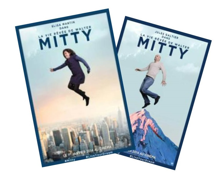 PHOTO WALTER MITTY JUMP