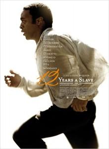 12 YEARS A SLAVE - affiche du film Fr