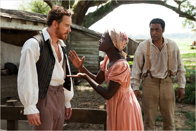 12 YEARS A SLAVE - image du film