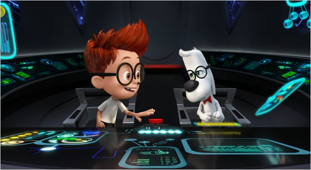 M. PEABODY ET SHERMAN - photo du film