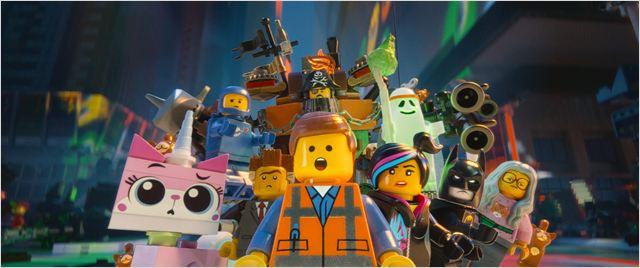 LA GRANDE AVENTURE LEGO : les briques, c'est chic !