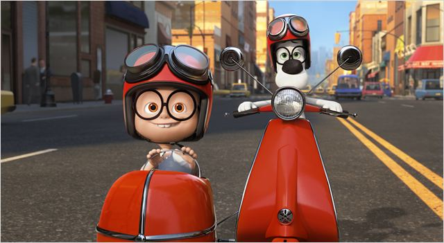 M. PEABODY ET SHERMAN - photo du film 2