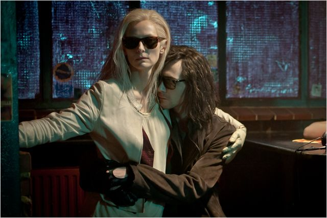 ONLY LOVERS LEFT ALIVE - image du film Go with the Blog