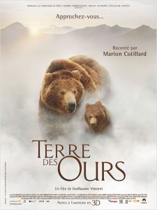 TERRE DES OURS - affiche Fr - Go with the Blog