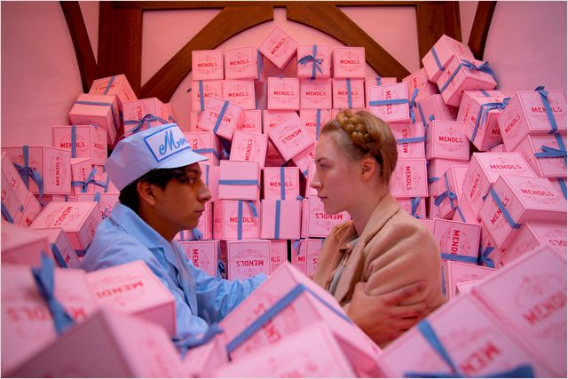 THE GRAND BUDAPEST HOTEL - image du film - Go with the Blog