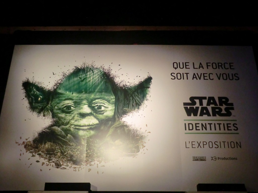 STAR WARS IDENTITIES - photo Go with the Blog