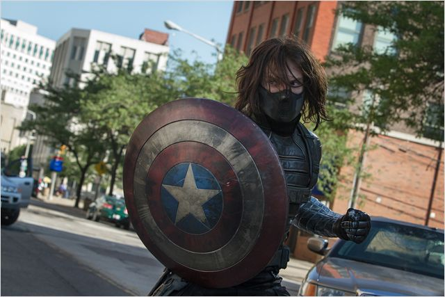 CAPTAIN AMERICA - LE SOLDAT DE L'HIVER - Go with the Blog
