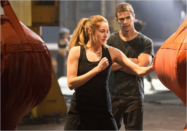 DIVERGENTE - image du film 3 - Go with the Blog