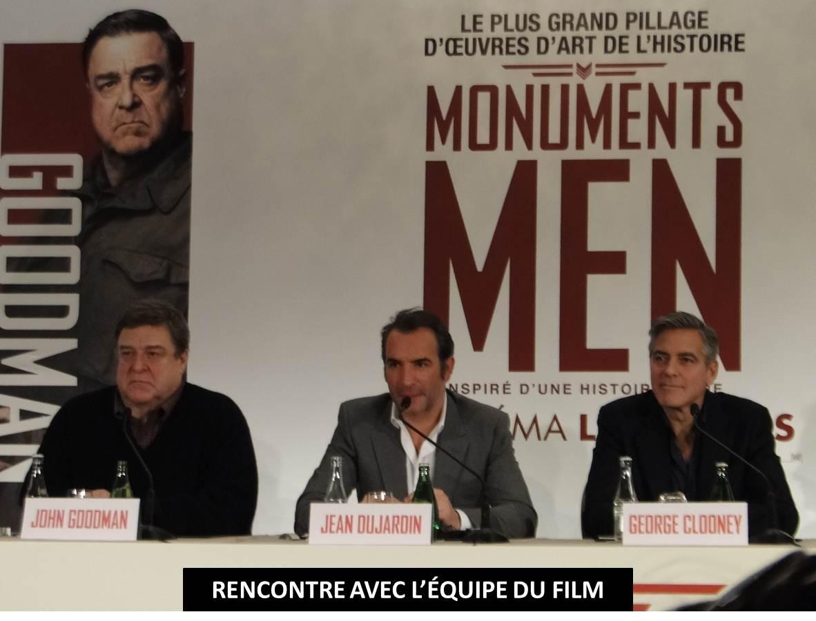 RENCONTRE AVEC LES MONUMENTS MEN