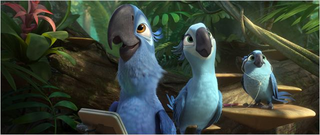 RIO 2 - image du film - Go with the Blog