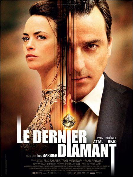 le dernier diamant - affiche du film