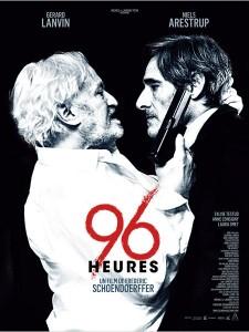 96 heures - affiche du film