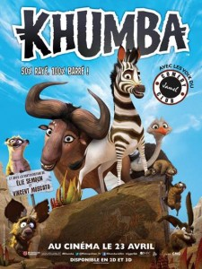 KHUMBA - affiche du film