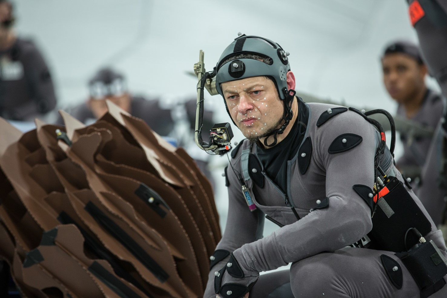 LA PLANÈTE DES SINGES L'AFFRONTEMENT - Andy Serkis - Go with the Blog