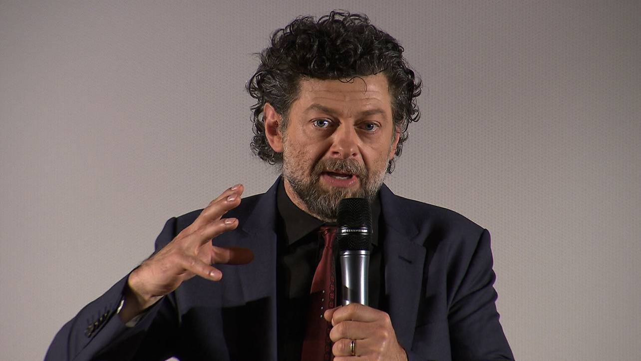 LA PLANÈTE DES SINGES - Roadshow Paris avec Andy Serkis 25 avril 2014 - Go with the Blog 2