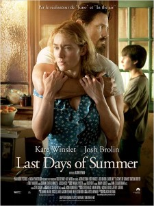 LAST DAYS OF SUMMER - affiche du film - Go with the Blog