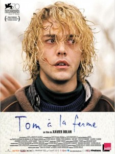 TOM À LA FERME - affiche du film - Go with the Blog