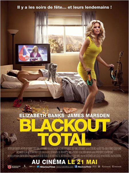 black out total - affiche du film