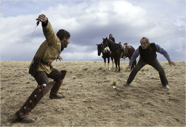 the homesman - images du film