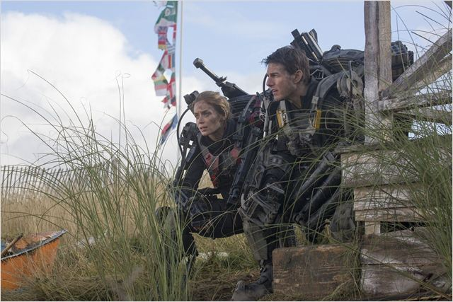 edge of tomorrow - images du film - go with the blog