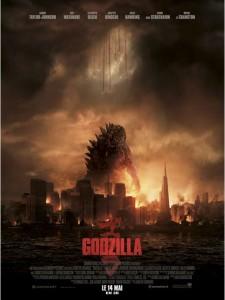 godzilla - affiche du film