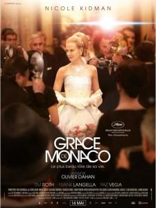 GRACE DE MONACO - affiche du film