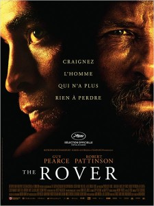 the rover - affiche du film - go with the blog