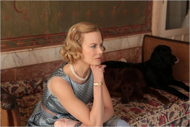 grace de monaco - images du film