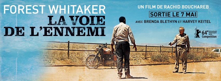 LA VOIE DE L'ENNEMI - bandeau du film - Go with the Blog
