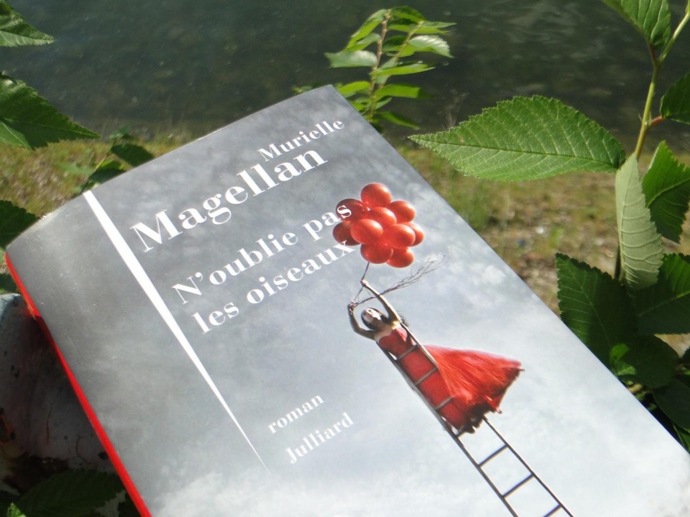 N'OUBLIES PAS LES OISEAUX Murielle Magellan - Go with the Blog 3