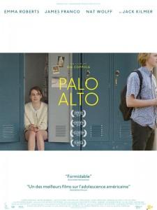 PALO ALTO - affiche française