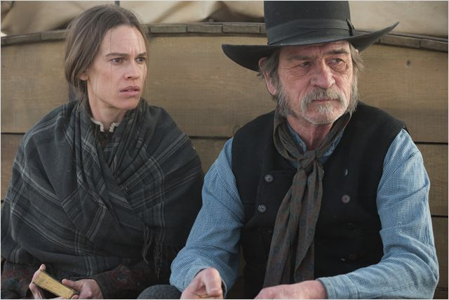 THE HOMESMAN - image du film - Go with the Blog