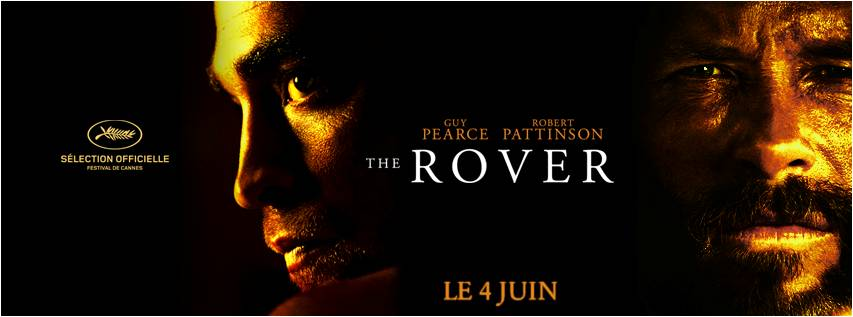 THE ROVER - bandeau du film image 2 - Go with the Blog