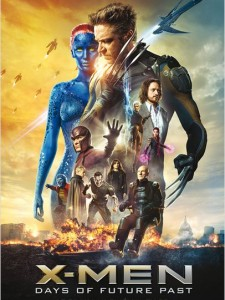 X MEN DAYS OF FUTURE PAST - affiche définitive France - Go with the Blog