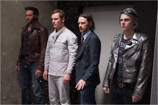 X MEN DAYS OF FUTURE PAST - image du film 1 - Go with the Blog