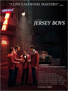 Jersey Boys - go with the blog - affiche du film