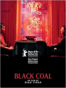 BLACK COAL - affiche du film - go with the blog